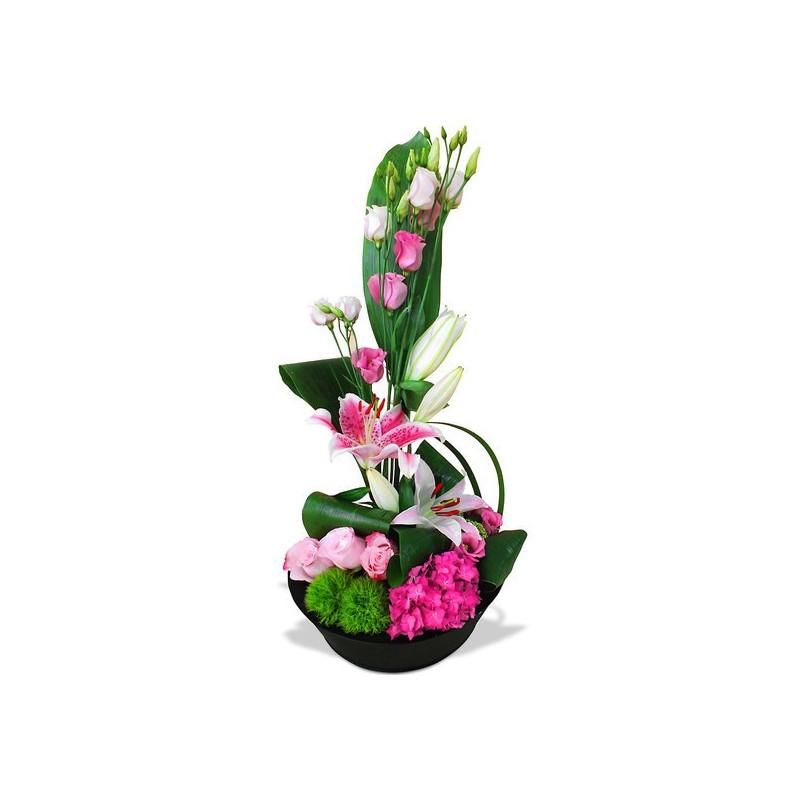 CORSICA FLOWERS COMPOSITION FOLIE DOUCE