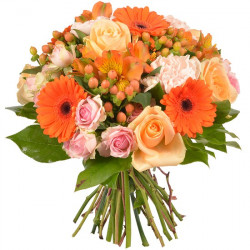 CORSICA FLOWERS BOUQUET SAFARI CORSE
