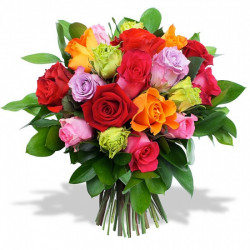 BOUQUET OF ROSES CHAMADE