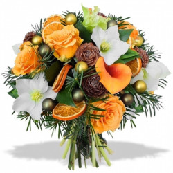 BOUQUET FOR CHRISTMAS - VITAMIN