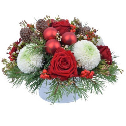 FLOWERS FOR CHRISTMAS -...