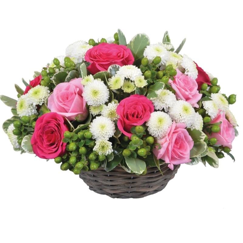 CORSICA FLOWERS COMPOSITION CHARLESTON