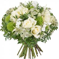 FLOWERS BOUQUET DOM-COM CÉLESTE