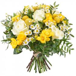 FLOWERS BOUQUET CORSICA SUNSHINE