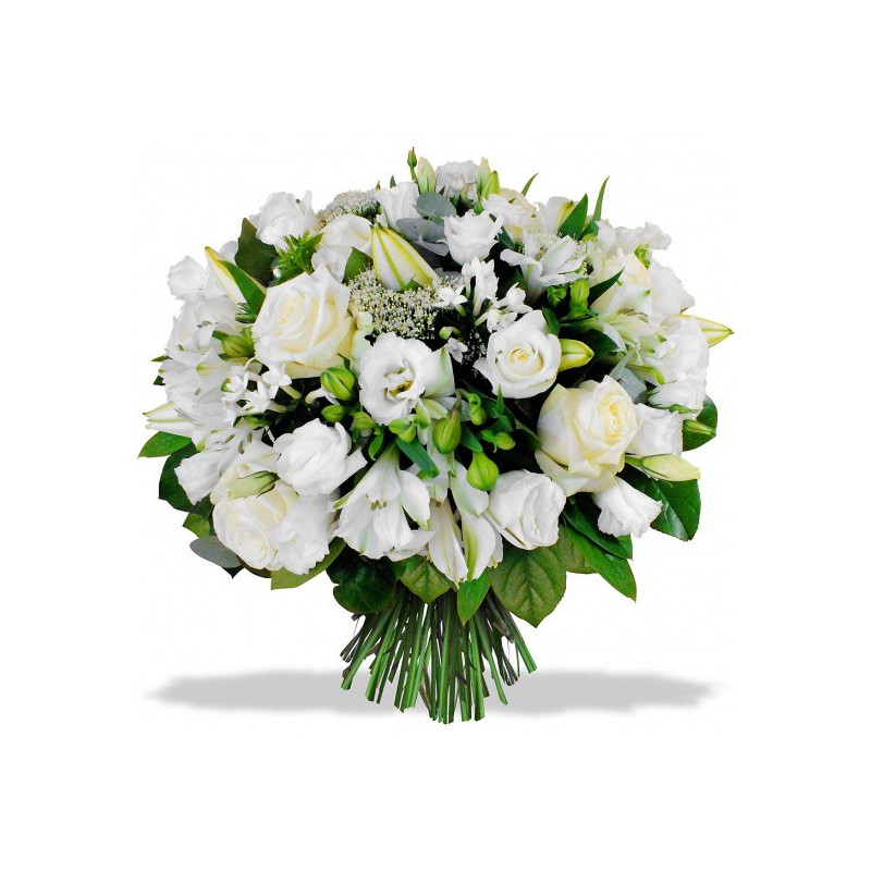 WEDDING FLOWERS BOUQUET OPALIN
