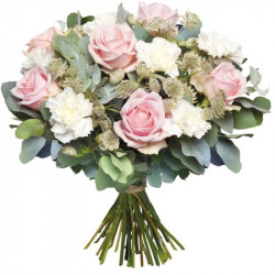 ROMANCE FLOWERS BOUQUET