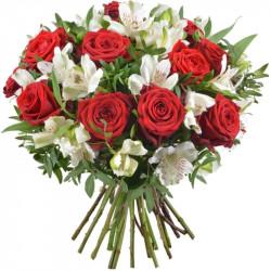 FLOWERS BOUQUET CORSICA ÉLÉGANCE