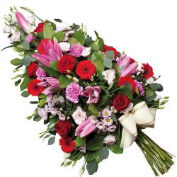 DOM-COM FUNERAL FLOWERS SYMPHONIE