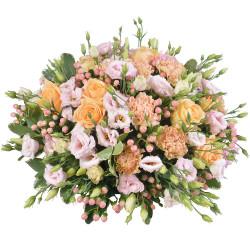 FUNÉRAL FLOWERS ARRANGEMENT - PRINTANIA