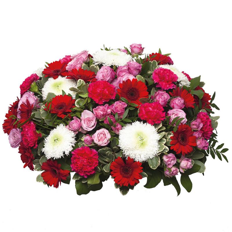 FUNÉRAL FLOWERS ARRANGEMENT - HERMES