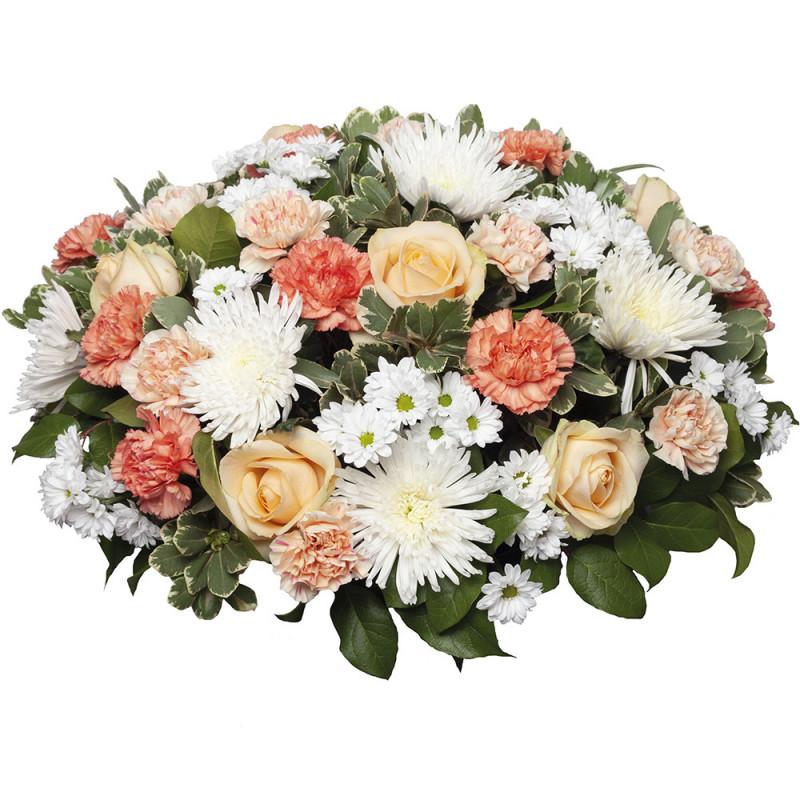 FUNÉRAL FLOWERS ARRANGEMENT - GRÂCE