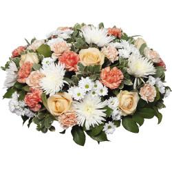 CORSICA FUNÉRAL FLOWERS - GRÂCE