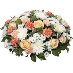 DOM-COM FUNÉRAL FLOWERS GRÂCE