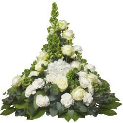 FUNÉRAL FLOWERS ARRANGEMENT - CIEL