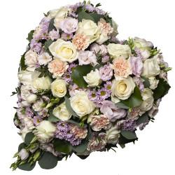 FUNÉRAL FLOWERS ARRANGEMENT - DIANE