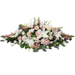 FUNÉRAL FLOWERS ARRANGEMENT - FIRMAMENT