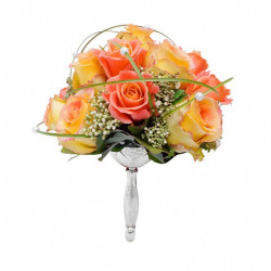 WEDDING FLOWERS BOUQUET LOVE AND ROSES