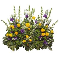 FUNÉRAL FLOWERS ARRANGEMENT - SOUVENIR