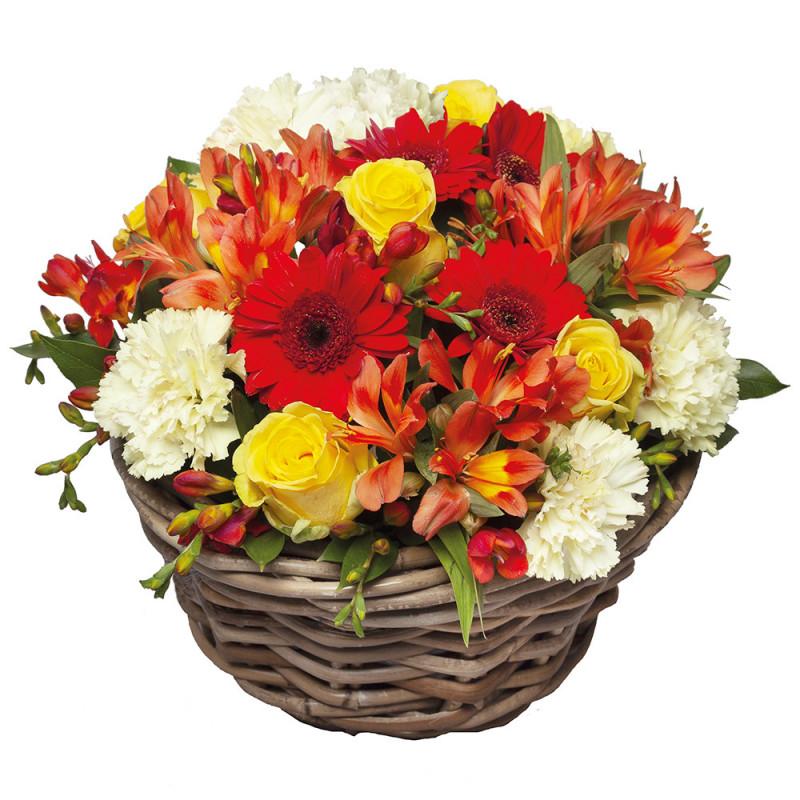 FUNÉRAL FLOWERS ARRANGEMENT - LOUANGE