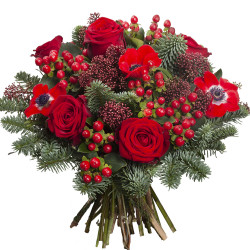 BOUQUET FOR CHRISTMAS -...