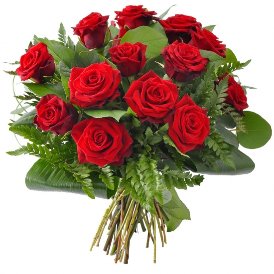 VALENTINE'S FLOWERS - RED ROSES