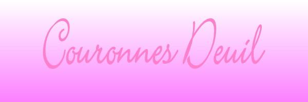 COURONNE DE FLEURS DEUIL BRESSOLLES