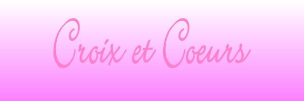 CROIX ET COEURS DE FLEURS DEUIL LA VILLE-DU-BOIS