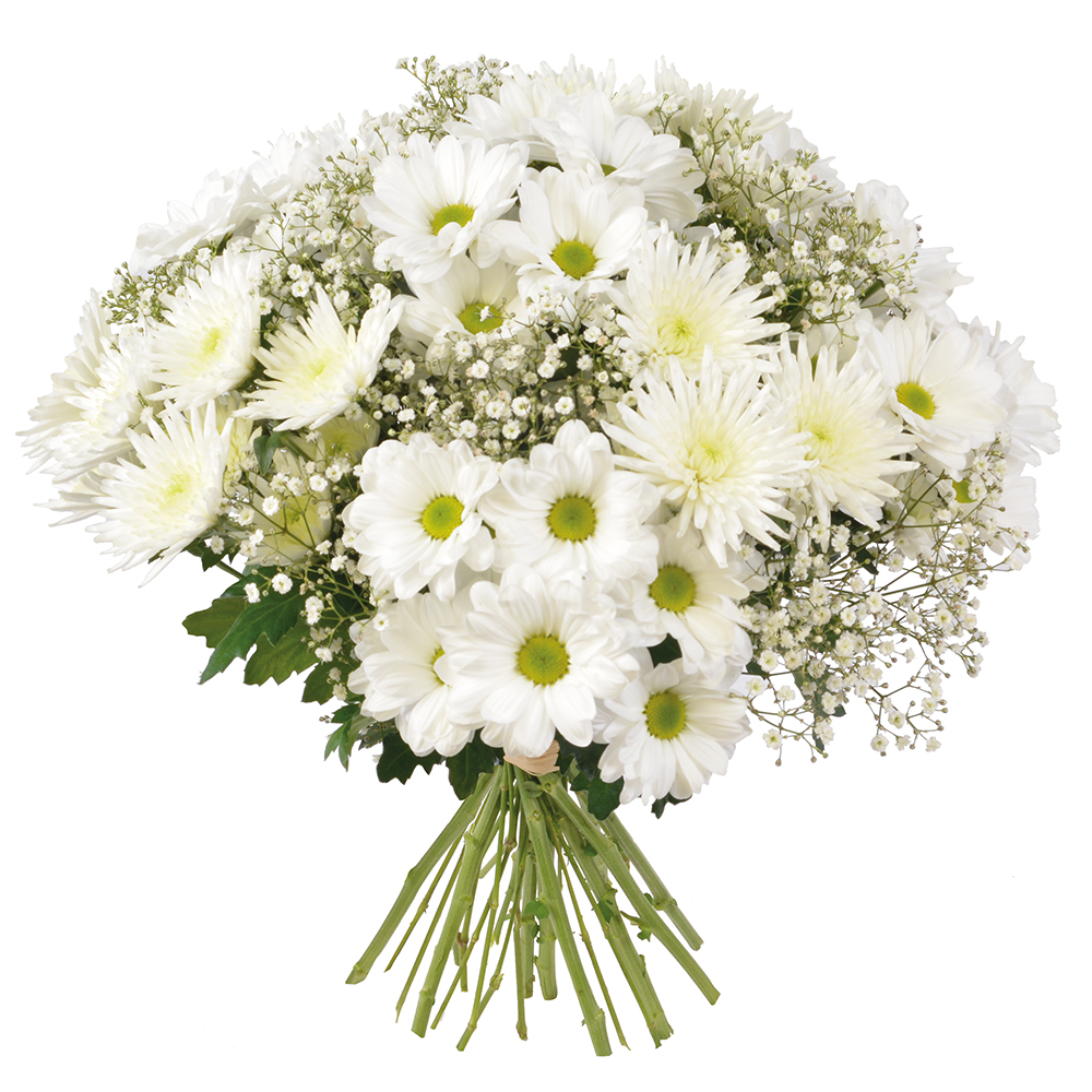 BOUQUET DEUIL BULLION