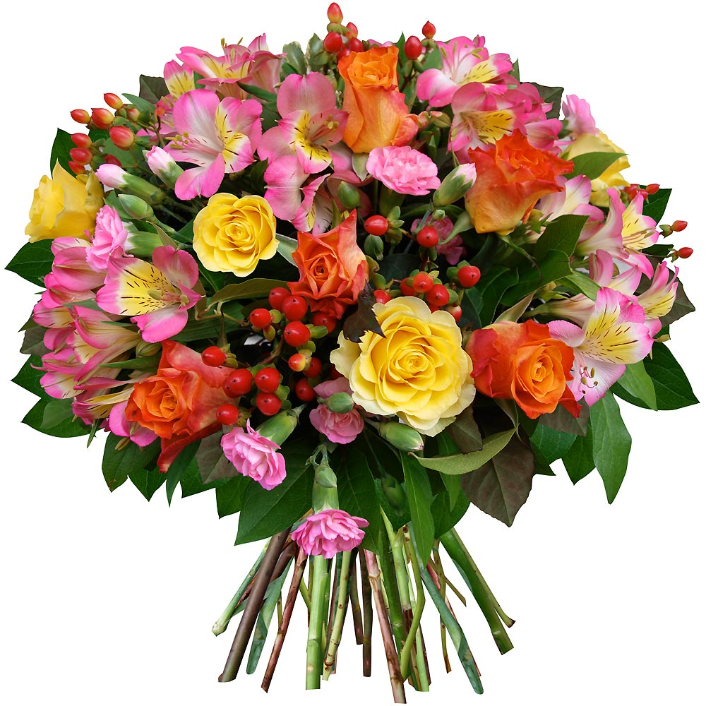 GRAND-MOTHER'S DAY FLOWERS