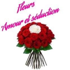 fleurs amour et seduction